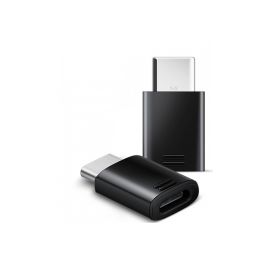 Adaptateur d'origine Samsung Micro USB vers USB-C