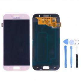 Ecran complet d'origine Samsung Galaxy A5 2017 A520F Rose