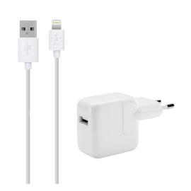 Chargeur complet Lightning 10W d'origine Apple