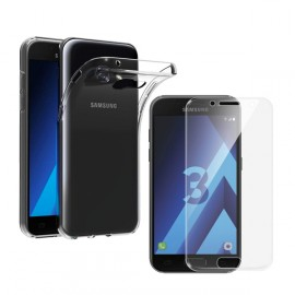"Pack ""Shock Protect"" Galaxy A3 2017"