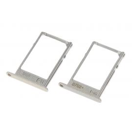 Tiroir Sim et Micro SD Samsung Galaxy A3 / A5 / A7 Or