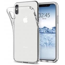 Coque silicone transparente iPhone Xs