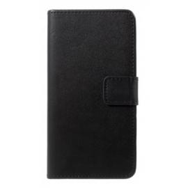 Etui Portefeuille Noir iPhone Xs Max