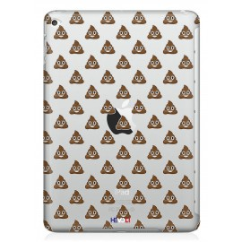 Coque Emoji Crotte iPad Hevoli ®