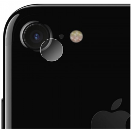 Film en verre trempé lentille caméra arrière iPhone 7/8
