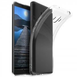 Coque silicone transparente Huawei Mate 10
