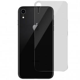 Film de protection arrière en verre trempé iPhone XR