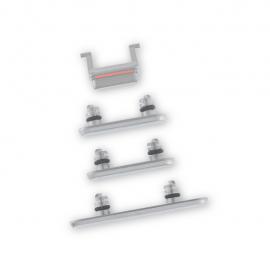 Pack boutons volume vibreur power iPhone X Blanc