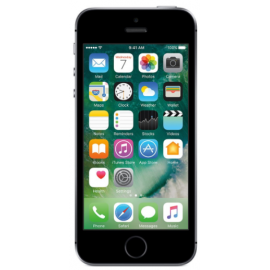 iPhone SE 64GB Noir Reconditionné GRADE A