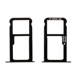 Tiroir SIM + SD Huawei Mate 9 Noir