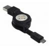 Câble rétractable USB vers Micro USB