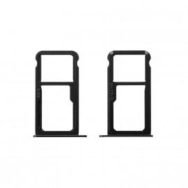 Tiroir SIM + SD Huawei P10 Noir