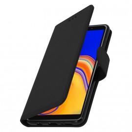Etui portefeuille Samsung Galaxy A9 (2018) Noir