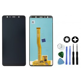Ecran complet d'origine Samsung Galaxy A7 2018 Noir