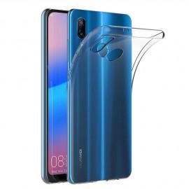 Coque silicone transparente Huawei P20 Lite / Nova 3i
