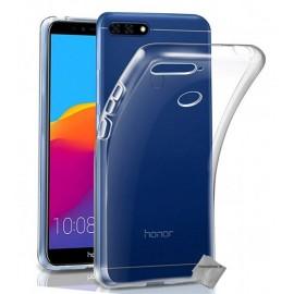 Coque silicone transparente Honor 7C