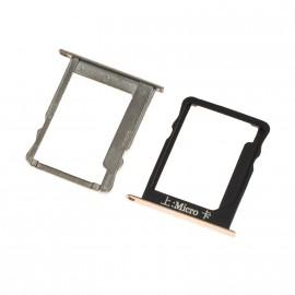 Tiroir SIM + SD Huawei Mate 7 Or