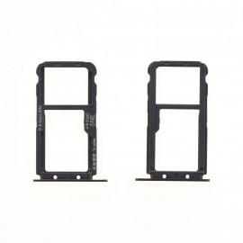 Tiroir SIM + SD Huawei Mate 20 Lite Noir