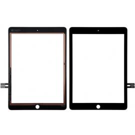 Vitre tactile iPad 6 Noir