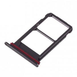 Tiroir double carte SIM Huawei Mate 10 Pro Noir
