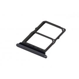 Tiroir Sim + SD Huawei Mate 20 Noir
