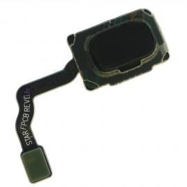 Lecteur d'empreintes digitales Samsung Galaxy S9 / S9 Plus Noir Carbone