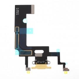 Connecteur de charge iPhone XR Jaune