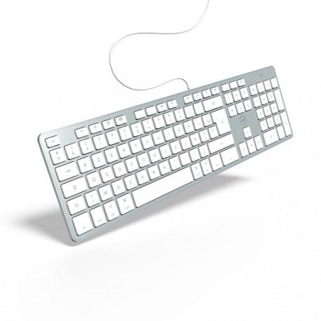 Clavier Azerty filaire pour Mac