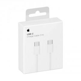 Câble USB-C vers USB-C 1M qualité d'origine avec packaging