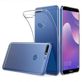 Coque silicone transparente Huawei Y7 (2018)