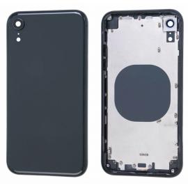 Coque arrière iPhone XR Noir