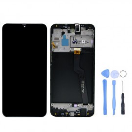 Ecran complet d'origine Samsung Galaxy A10 Noir + outils