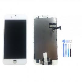 Ecran complet iPhone 7 Blanc + Outils