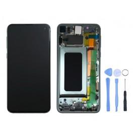 Ecran Samsung Galaxy S10e Vert d'origine Samsung + outils
