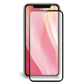 Film en verre trempé avec contour noir iPhone 11 Pro Max
