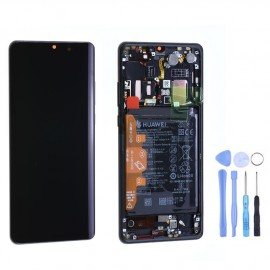 Ecran complet d'origine Huawei P30 Pro Noir + outils