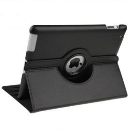 """Etui simili cuir 360° iPad Air 3 (2019) 10,5"""" Noir"""