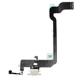 Connecteur de charge iPhone Xs Argent