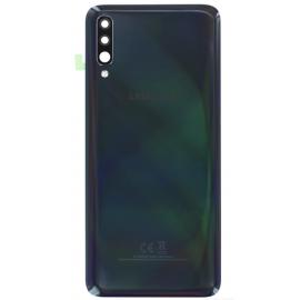Vitre arrière Samsung Galaxy A70 Noir