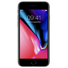 iPhone 8 Noir 256G Reconditionné GRADE A