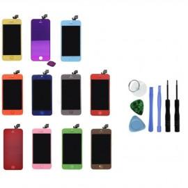 Ecran de remplacement couleurs iPhone 5 + Outils !