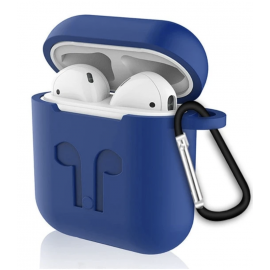 Étui de protection AirPods Bleu