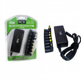 Mini chargeur universel 40W ordinateur portable