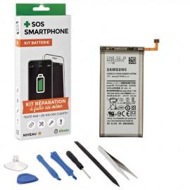 Kit réparation batterie Galaxy S10