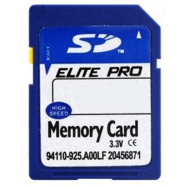 Carte mémoire SD Elite PRO