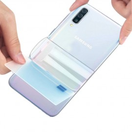 Film hydrogel arrière Samsung Galaxy série A