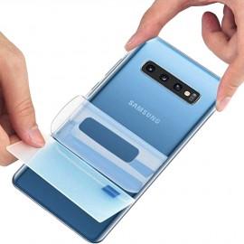 Film hydrogel arrière Samsung Galaxy série S