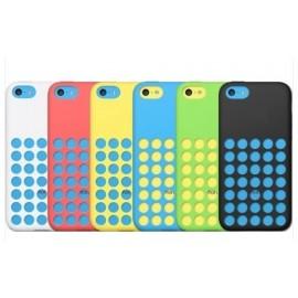 Coque design silicone pour iPhone 5c