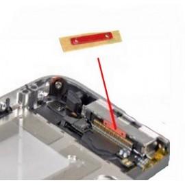 Autocollant immersion connecteur dock iPhone 4/4s