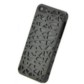 Coque Nid d'oiseau iPhone 5/5S Noir